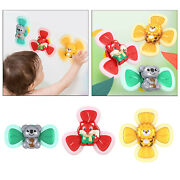 Suction Cup Spinning Top Game Development Teeth Toys For Kids Birthday Gifts