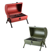 Outdoor Portable Camping Grill For Camping Backpacking Bbq Barbecue Roast