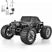Rc Truck 110 Scale Nitro Gas Power Hobby Cars Two Speed Off Road Monster Toys