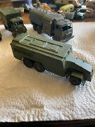 Made In England Dinky Toys Armoires Command Vehicle 677