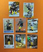 Ben Roethlisberger Card Lot With Rookie Card