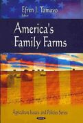 Americaand039s Family Farms Hardcover By Tamayo Efren J. Edt Brand New Free ...