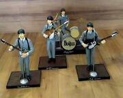 Antique The Beatles Figure Hamilton Specifications Apple Limited Edition 075/mn