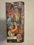 Monster High Scarnival Clawd Wolf Doll New In Box