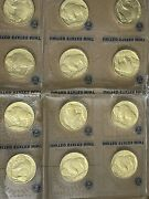2013 1 Oz Gold Buffalo Nickel Coin Mint Sealed Sold Separately