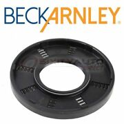 Beck Arnley Right Transmission Drive Axle Seal For 1988-1991 Honda Civic Lp