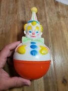 Vintage 1977 Sanitoy Clown. Only One On Ebay.