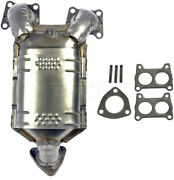 Catalytic Converter With Integrated Exhaust Manifold Dorman 673-6111