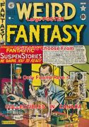 Weird Fantasy 1950 Brain In Jar = Poster Comic Book 8 Sizes 17and039 - 3 Feet