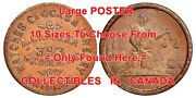A. Chandler 1860 Watches Jewelry Chicago = Poster Coin/token 10 Sizes 17 - 7 Ft