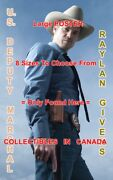 Justified 2010 Olyphant U.s. Deputy Marshal Raylan Givens =poster 8sizes 17-3ft