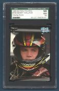 1993 Action Packed Kenny Wallace Nascar 154 Rookie Sgc 98 10 1354218-007
