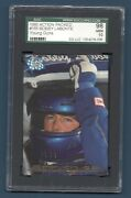 1993 Action Packed Bobby Labonte Nascar 155 Rookie Sgc 98 10 1354218-006