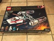 Lego Star Wars Resistance Y-wing Starfighter, Set 75249 - New, Factory Sealed
