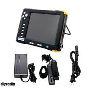 Portable Veterinary Ultrasound Scanner 7 Lcd For Large Animals Cow Horse Donkey