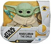 Star Wars The Child Talking Plush Toy Electric F1115