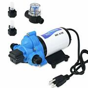 Dc House 33-series Industrial Water Pressure Pump 115v 3.3 Gpm 45 Psi Water Dia