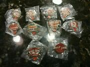 Baseball Pins St. Louis Cardinals World Series Coca-cola Multiple Years Collect