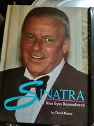 2 Books Frank Sinatra Hollywood His Way - A Life Remembered. Yeah...