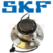Skf Wheel Bearing And Hub Assembly For 2015-2016 Chevrolet Tahoe 5.3l V8 - Pm