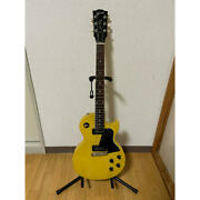 Gibson Les Paul Special Tv Solid Yellow 2019 Made In Usa Electric Guitar Used