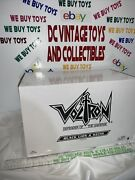 Voltron Classics Club Lion Force Black Lion And Keith Figure Mattel Matty New Seal