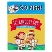 Go Fish - The Armor Of God Game Cards English Board Games Book Free Shippin