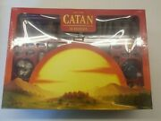 Catan 3d Edition Brand New Sealed Klaus Teuber Board Game
