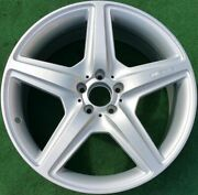 Factory Mercedes Benz Cl63 Wheel Oem Amg Cl65 S63 20 X 8.5 In 85028 A2214013302