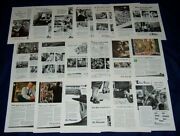 Lot Of 19 Ads Pullman Railroad Rr Cars 1941-1958 Some Wwii