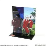 Rare Inuyasha Acrylic Diorama Limited To Event Japan Small Size