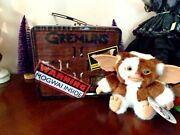Necagremlins Mogwaiplush Figure With Rare Lunch Box Home Collectable