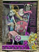Extremeley Rare Monster High Dawn Of The Dance Lagoona Blue New