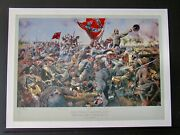 Don Troiani - Give Them Cold Steel - Hand Signed - Civil War Print