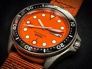 Yobokies Mod Orient Ray Ll Automatic Dive Watch