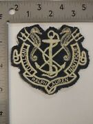 Polo Patches Pre Owned Nautique Trident Patch