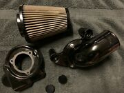 Harley Screamin Eagle Heavy Breather Air Cleaner 08-16 Touring Fbw 96 103 110