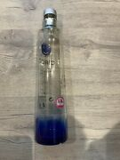 Ciroc  Empty Bottle 700ml Embossed And Silver Cap Upcycling Vgc