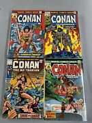 Marvel Comics Conan Omnibus Volume 1 2 3 4 Hard Cover Global Shipping 3336 Page