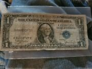 One Dollar 1935 Silver Certificates