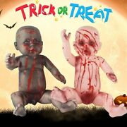 Trick Halloween Toy For Kids/adults Scary Mummy Doll Toy Relieve Stress Supplied