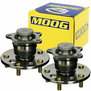 2pcs Moog Rear Wheel Bearing And Hub Assembly For Toyota Avalon And Lexus Es300