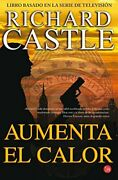 Aumenta El Calor Nikki Heat By Castle, Richard Book The Fast Free Shipping
