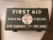Ww2 Era Fully Equipped Jeep Medical Kit
