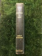 Collectors A Farewell To Arms By Ernest Hemingway 1929 First Edition