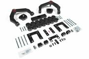 Zone Off Road 3.5 Suspension/body Lift Kit, For Dodge 1500 4wd D59