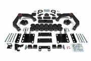 Zone Off Road 4.0 Suspension/body Lift Kit, For Dodge 1500 4wd D61