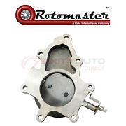 Rotomaster Exhaust Adapter W Flapper For 1999-2003 Ford E-350 Super Duty Fh