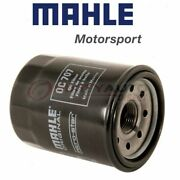 Mahle Engine Oil Filter For 1992-1993 Acura Integra - Oil Change Lubricant Lu