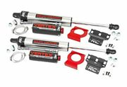Rough Country Front Adjustable Vertex Resevoir Shocks, For 18-21 Jeep Jl 689008